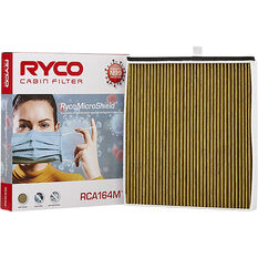 Ryco Cabin Air Filter N99 MicroShield RCA164M, , scanz_hi-res