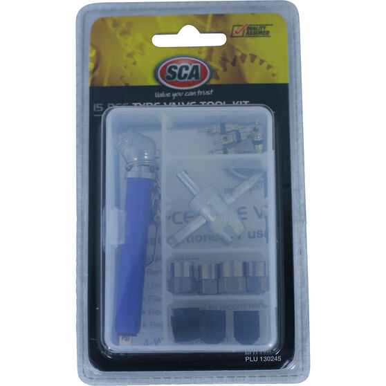 SCA Valve Repair Kit - 15 Piece, , scanz_hi-res
