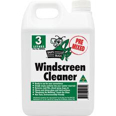 Bar's Bugs Pre-mix Windscreen Cleaner 3 Litre, , scanz_hi-res