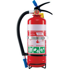 SCA Fire Extinguisher - 2kg, With Hose, Metal Mounting Bracket, , scanz_hi-res