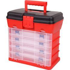 ToolPRO Plastic Organiser - 19 Compartment, 4 Pack, , scanz_hi-res
