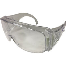 Norton Safety Glasse Fit Overs - Clear, , scanz_hi-res