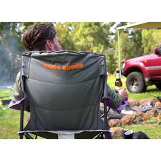 Ridge Ryder Kirra Camping Chair - 120kg, , scanz_hi-res