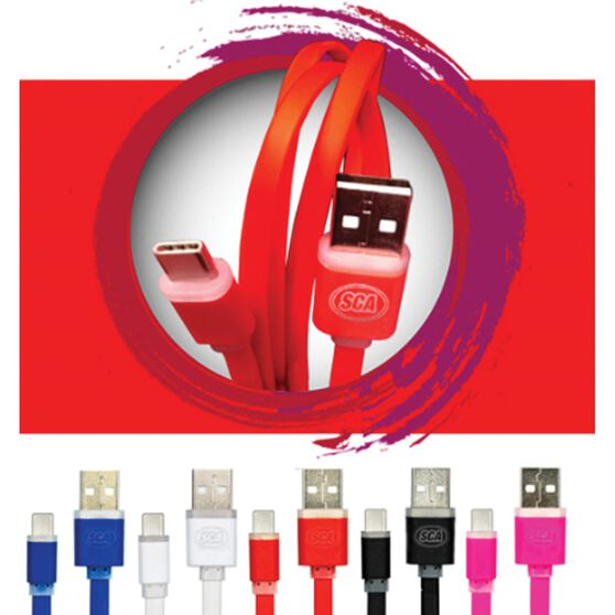 SCA Type C to USB Charging Cable, , scanz_hi-res