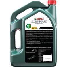 Castrol MAGNATEC Stop-Start Engine Oil 5W-30 A5 6 Litre, , scanz_hi-res