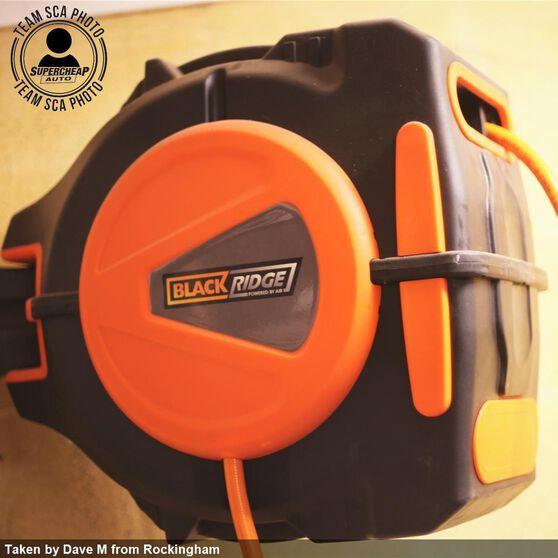 Blackridge Air Hose - Retractable, 20m, , scanz_hi-res