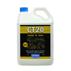 Chemtech CT20 Wash & Wax - 5 Litre, , scanz_hi-res
