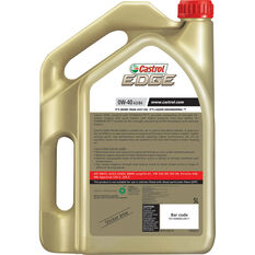 Castrol Edge Engine Oil - 0W-40 5 Litre, , scanz_hi-res