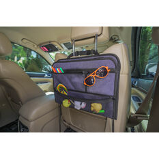 Cabin Crew Organiser - Backseat Tray, Grey, , scanz_hi-res