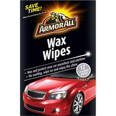 Armor All Wax Wipes - 12 Pack, , scanz_hi-res