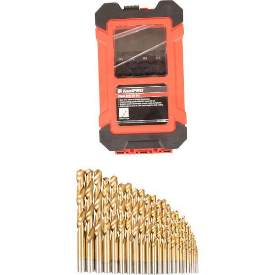 ToolPRO Drill Bit set - 15 Piece, , scanz_hi-res