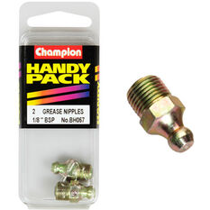 Champion Grease Nipples - BSP 1/8, BH057, , scanz_hi-res