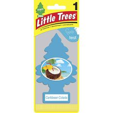 Little Trees Air Freshener - Caribbean Colada, , scanz_hi-res