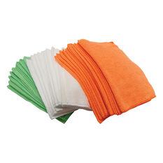 SCA Microfibre Cloths Trade Pack 40 Pack, , scanz_hi-res