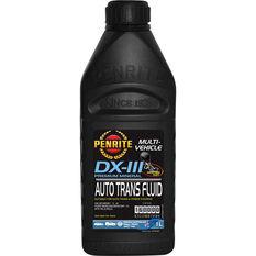 Penrite Automatic Transmission Fluid - DX-III, 1 Litre, , scanz_hi-res