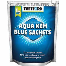 Aqua Kem Blue Sachets - 12 Pack, , scanz_hi-res