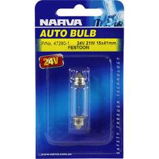 Bulb - 24V, 21W, 15x41mm, , scanz_hi-res