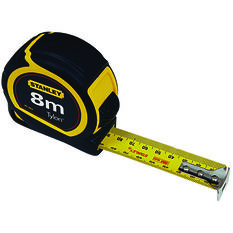 Stanley Tape Measure - Tylon, 8m, , scanz_hi-res