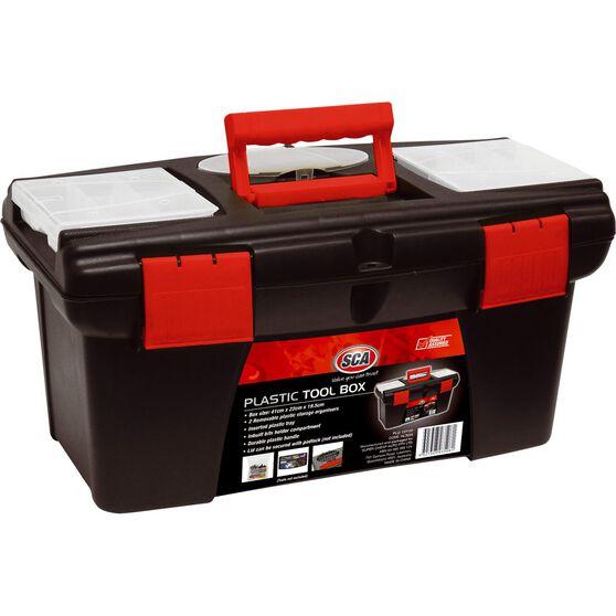 SCA Tool Box, Plastic - 41cm, , scanz_hi-res
