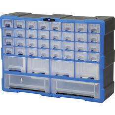 38 Drawer Plastic Organiser SCA, , scanz_hi-res