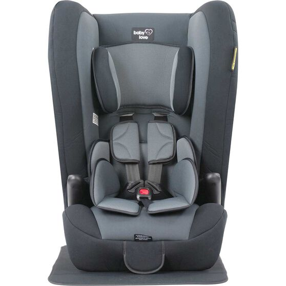 Babylove Ezy Combo II Car Seat - Harnessed Booster Seat, , scanz_hi-res