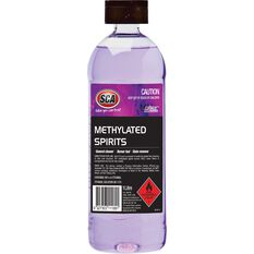 Methylated Spirits - 1 Litre, , scanz_hi-res
