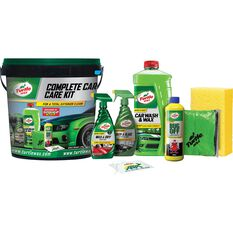 Turtle Wax Complete Car Care Kit - 8pc, , scanz_hi-res