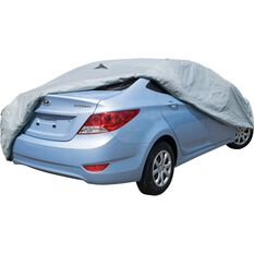 Car Cover - Gold Protection, Waterproof, Suits Medium Vehicles, , scanz_hi-res
