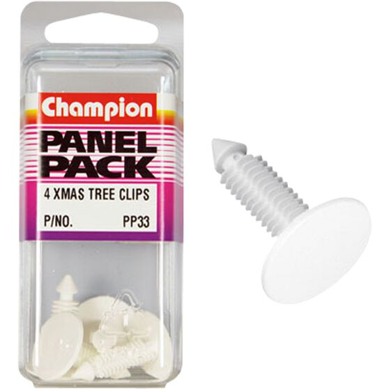 Champion Xmas Tree Clips - PP33, Panel Pack, , scanz_hi-res