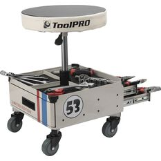 ToolPRO Roller Seat with Drawer, Limited Edition, NO53, , scanz_hi-res
