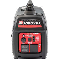 ToolPRO Inverter Generator - 2200W, , scanz_hi-res