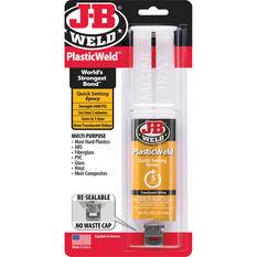JB Weld PlasticWeld 25ml, , scanz_hi-res