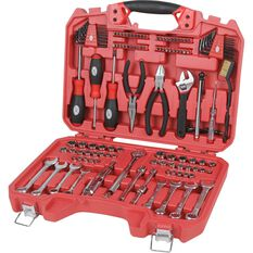 Tool Kit - 119 Piece, , scanz_hi-res