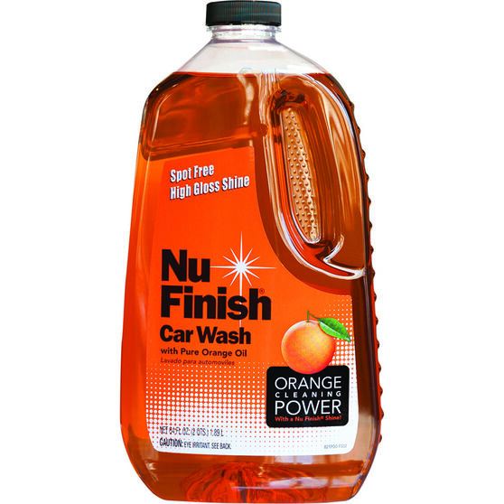 Nu Finish Car Wash - 1.89 Litre, , scanz_hi-res