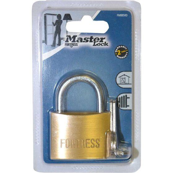 Master Lock Fortress Padlock - 50mm, , scanz_hi-res