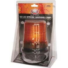 SCA Warning Lamp - 60 LED, 10-30V, , scanz_hi-res