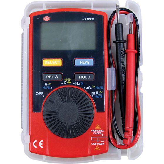SCA Multimeter - Digital, Pocket, , scanz_hi-res