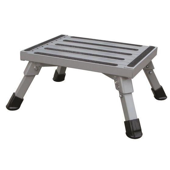 Folding Step - Aluminium, 250kg, , scanz_hi-res