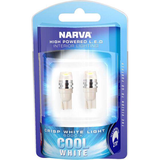 Narva Interior Globe LED - Cool White, T10, , scanz_hi-res