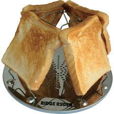 Ridge Ryder Camp Toaster - 4 Slice, , scanz_hi-res