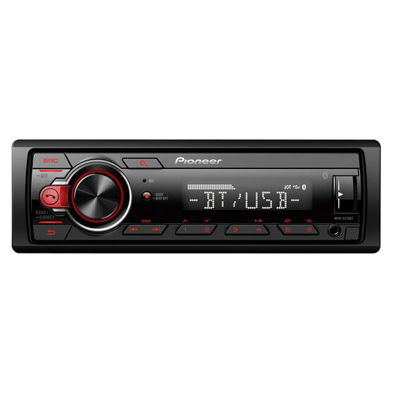 Pioneer Digital Media Player with Bluetooth - MVH-S215BT, , scanz_hi-res