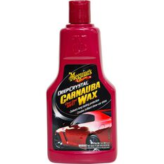 Meguiar's Deep Crystal Carnauba Wax 473mL, , scanz_hi-res