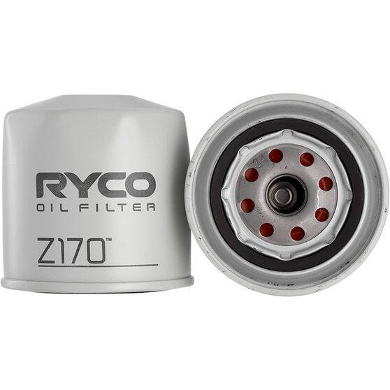 Ryco Oil Filter Z170, , scanz_hi-res