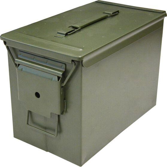 SCA Ammunition Style Metal Case Large, , scanz_hi-res