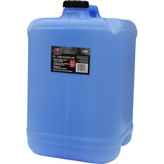 Water Carry Can, Cube, Blue - 25 Litre, , scanz_hi-res