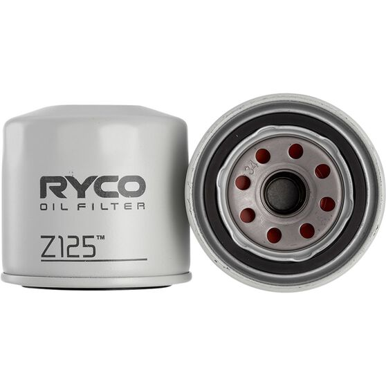 Ryco Oil Filter Z125, , scanz_hi-res