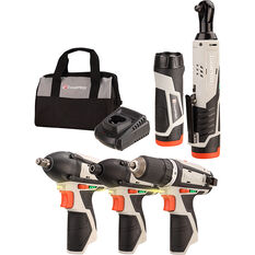 ToolPRO 12V Ultimate Power Tool Kit, , scanz_hi-res