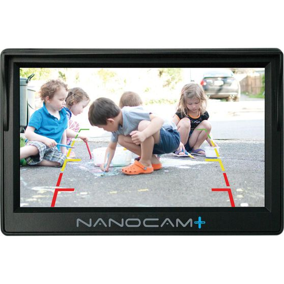 "Nanocam+ NCP-DRM50 Wired Reversing Camera with 5"" Monitor, , scanz_hi-res"