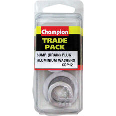 Champion Sump / Drain Plug Washer - CDP12, , scanz_hi-res