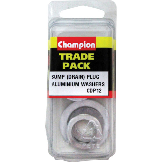 Champion Sump / Drain Plug Washer - CDP12, , scanz_hi-res